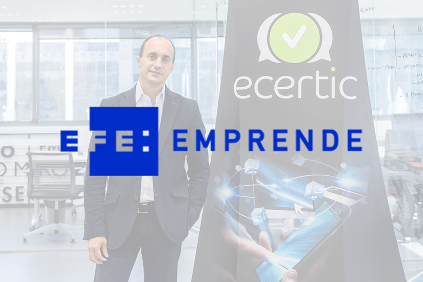 ronda de financiación Ecertic