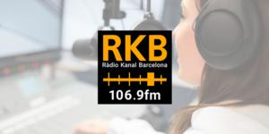 Ecertic en Radio Kanal Barcelona